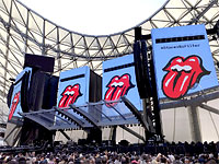 The next tour coming up: The Rolling Stones 2019