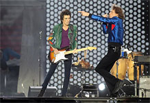 The Rolling Stones in Southampton, May 29, 2018