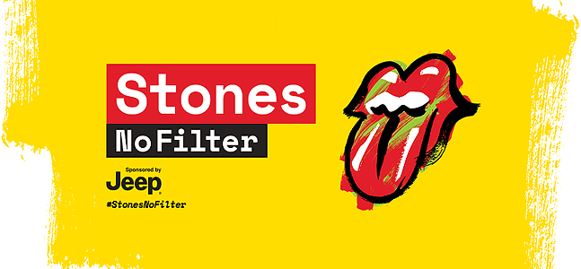The Rolling Stones No Filter Tour 2018