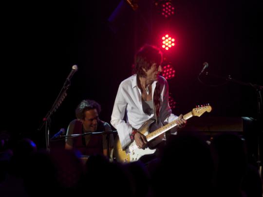 Ronnie Golden Nugget Atlantic City 21 April 2012