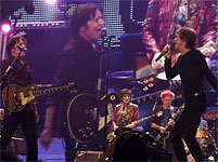 John Fogerty joins the band on It's All Over Now!