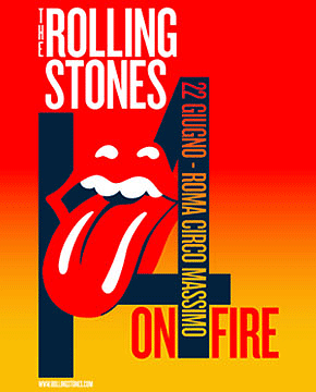 Maybe a gig in Rome, June 22, 2014?