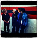 On the way to the gig / backstage and rehearsals with John Mayer, Bruce Springsteen and Lady Gaga