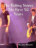 Massimo Bonanno - The Rolling Stones - The first 50 years