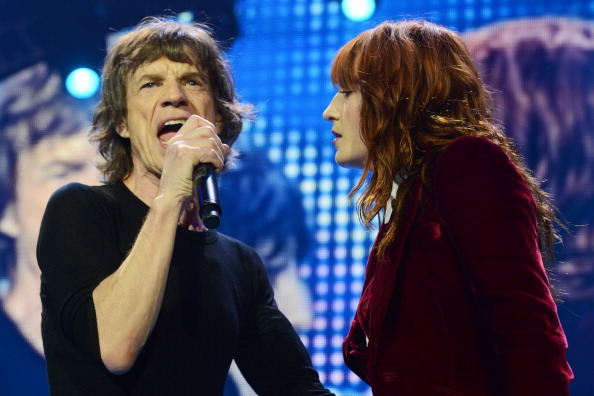 Gimme Shelter with Florence Welch