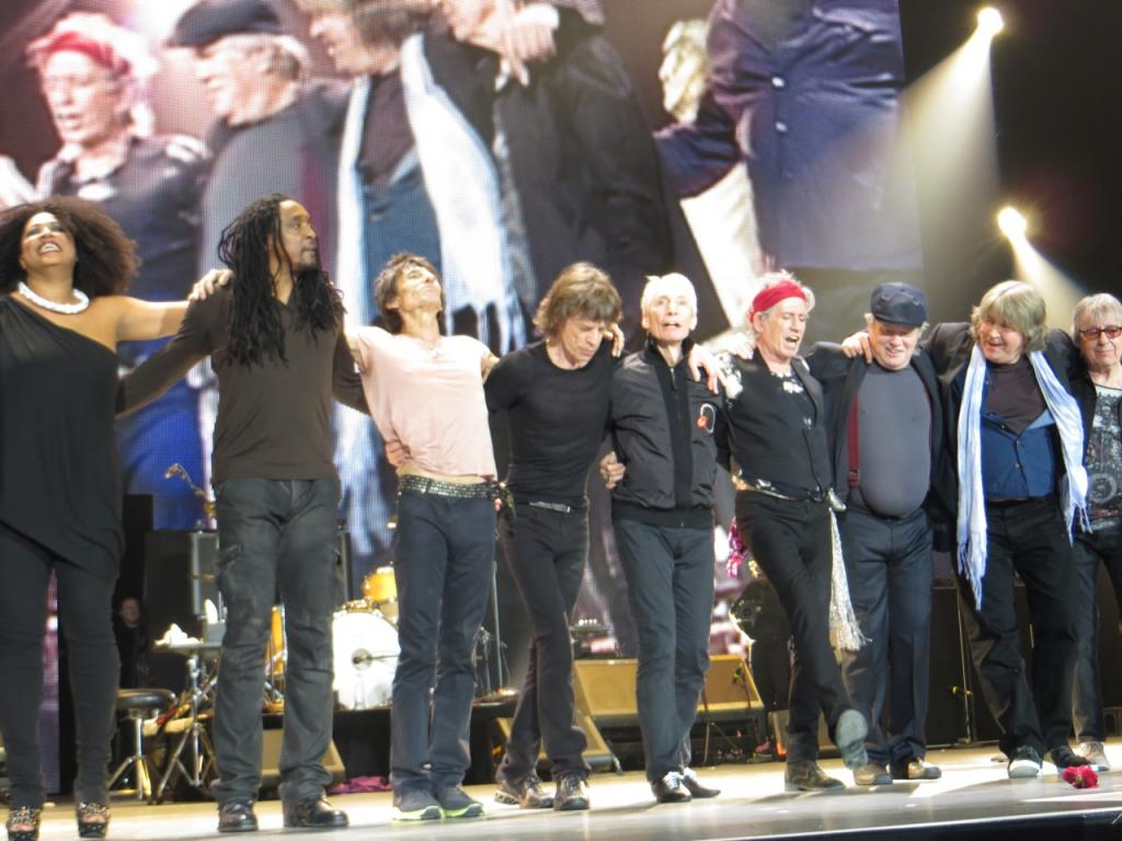 The Stones London O2 Arena November 29, 2012 [thx latvianinexile, iorr]
