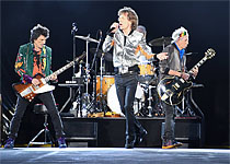 The Rolling Stones in Hamburg 2017
