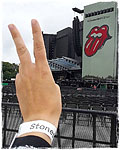 The Rolling Stones in Hamburg 2017 - before the show
