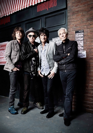 Stones gather at the Marquee after 50 years