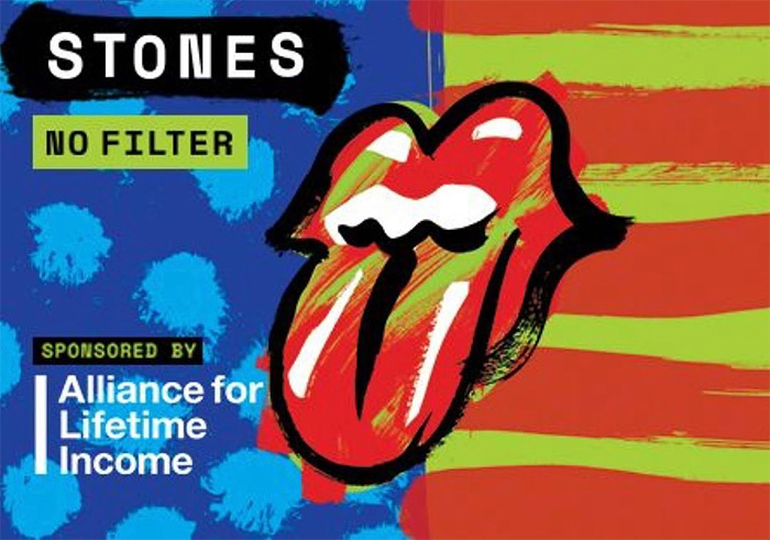 The Rolling Stones No Filter US/Canada-Tour 2019