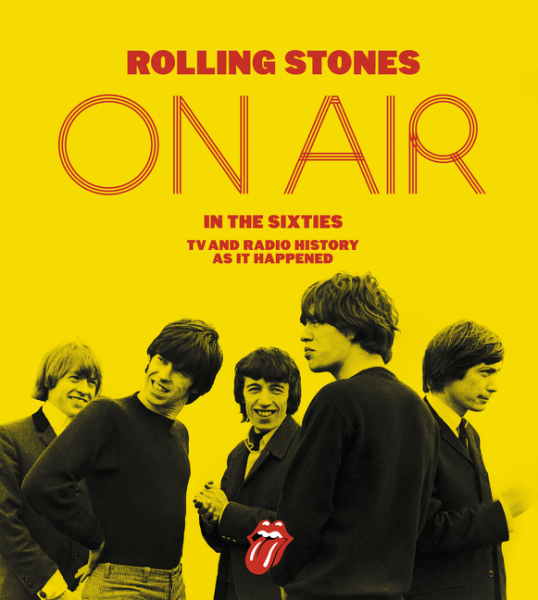 New book: The Stones On Air (in the 60ies)