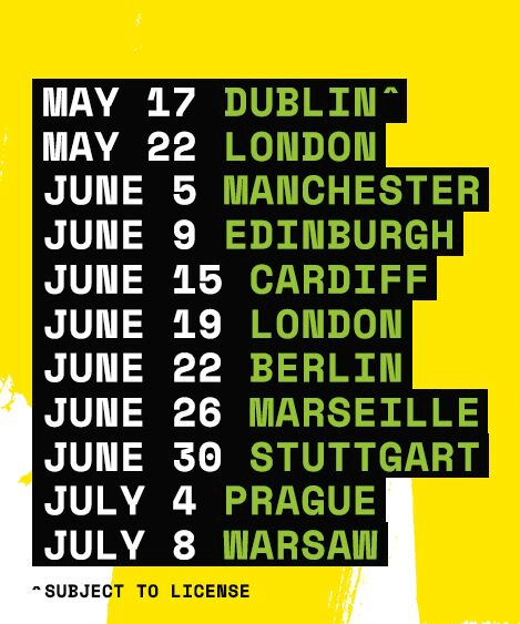 The Rolling Stones News - 'Confirmed: UK Tour 2018! No ... Rolling Stones Tour 2018