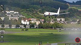 The Stones landing in Zurich airport - foto: irix (IORR)