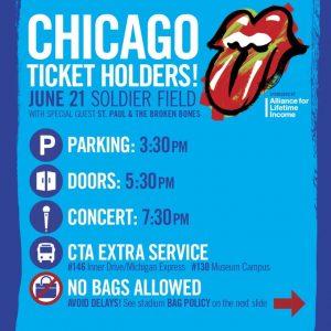 Chicago info - 1