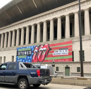 Chicago 2019 - stoned!