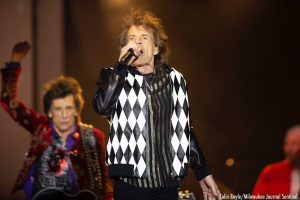The Stones Chicago June 21, 2019 - pic by Colin Boyle, Milwaukee Journal Sentinel