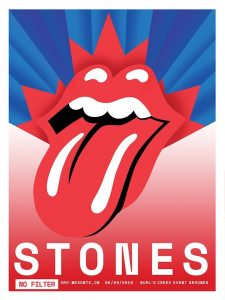 The Rolling Stones - Ontario, Canada, June 29-2019