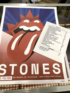 Official setlist - The Rolling Stones – Ontario, Canada, June 29-2019