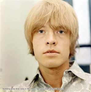 Brian Jones in 1965. (Photo: Mark and Colleen Hayward/Redferns)