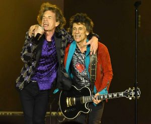 The Rolling Stones, Houston, July 27, 2019