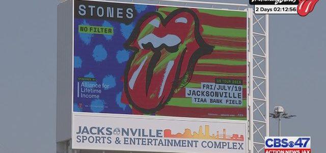 Rolling Stones - Jacksonville, 2019