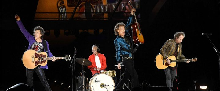 The Stones in Chicago - Kevin Mazur / Getty Images