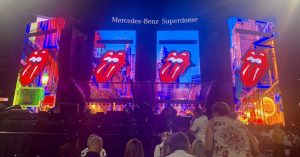 The Rolling Stones - New Orleans 2019