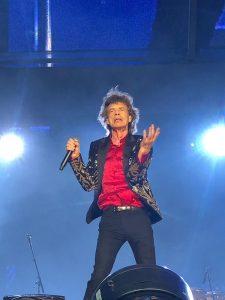 he Rolling Stones – Washington, July 3, 2019