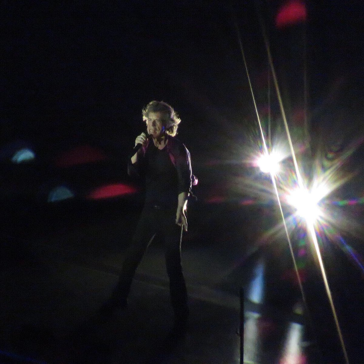 The Rolling Stones live tonight, East Rutherford I – The