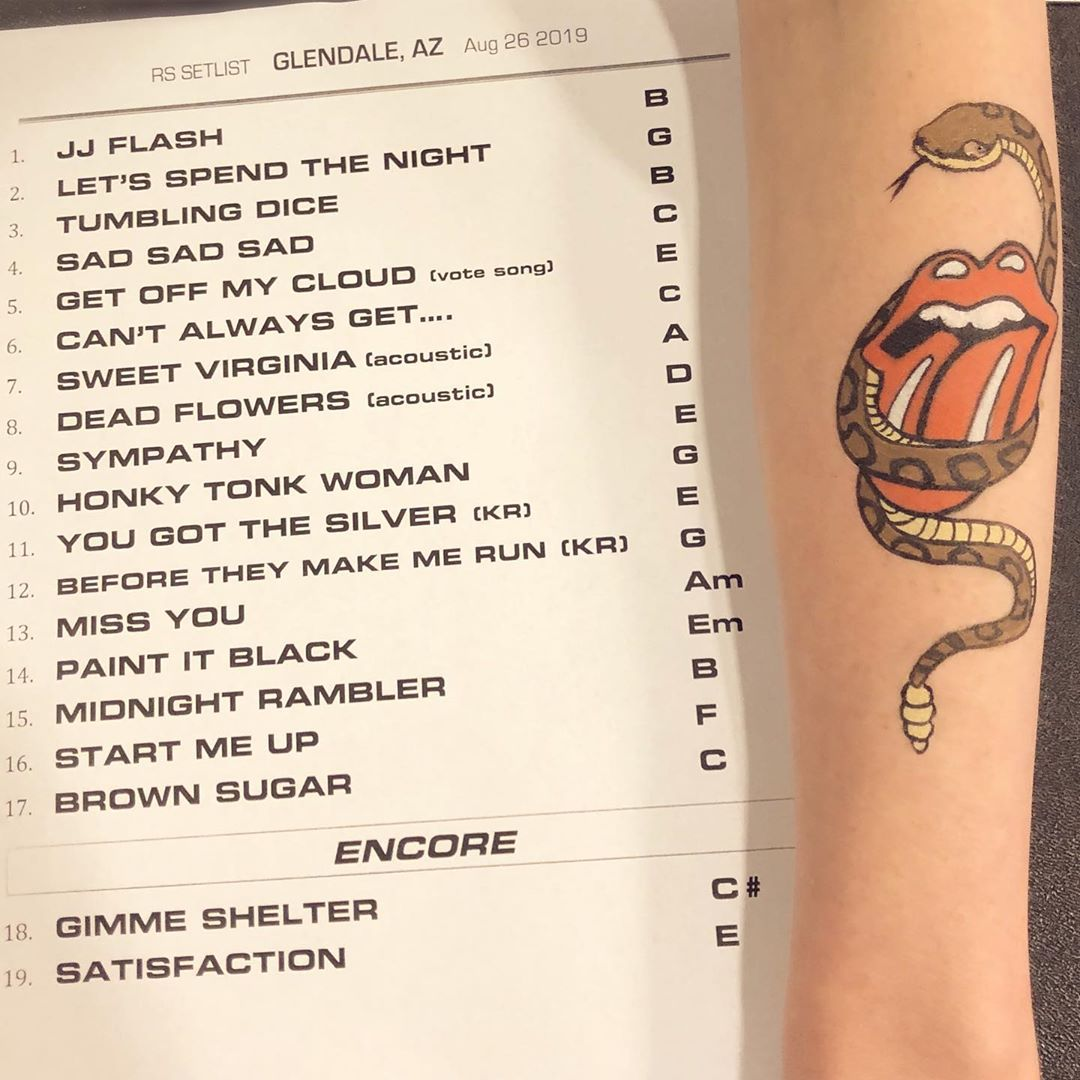 All eyes+ears on Glendale – The Rolling Stones News – US