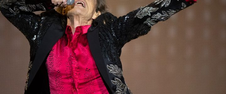 The Rolling Stones, No Filter Tour, Glendale, August 26, 2019