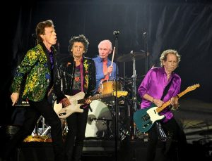 The Rolling Stones, No Filter Tour, Pasadena, August 22, 2019