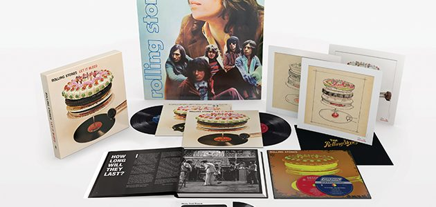 The Rolling Stones announce special box set to celebrate Let It Bleed's 50th anniversary