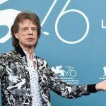 Mick in Venice