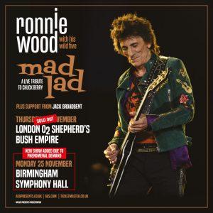 Ronnie Wood - Mad Lad