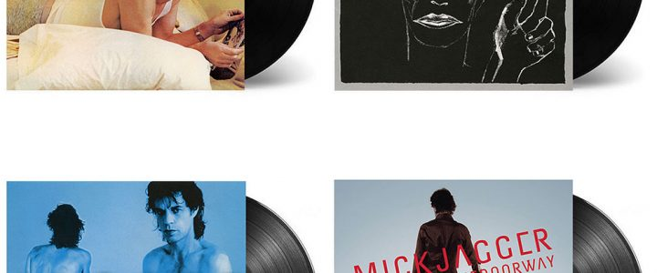 Mick Jagger Solo Albums Being Reissued on Vinyl