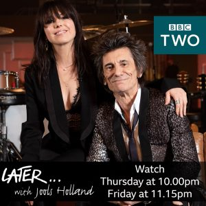 Ronnie, Imelda and the Mad Lads perform Johnny B. Goode at BBC two