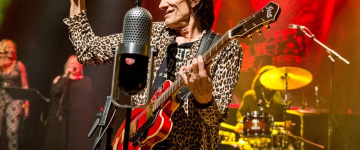 Ronnie Wood, The Mad Lads, Shepherds Bush Empire, November 21, 2019