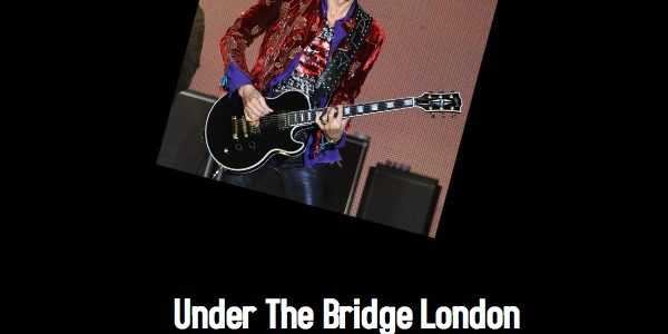 Ben Waters Band and Ronnie Wood - March 16 & 17, 2020, London