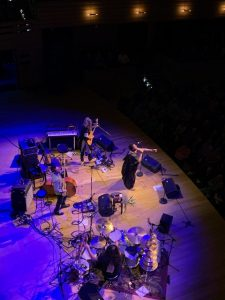 Lisa Fischer, Koerner Hall, Toronto, January 31 2020