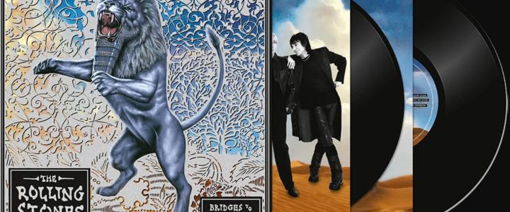 10 vinyl albums remastered!