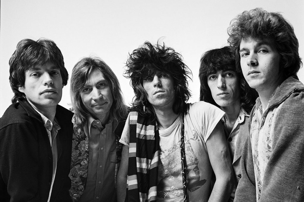The Rolling Stones - GHS