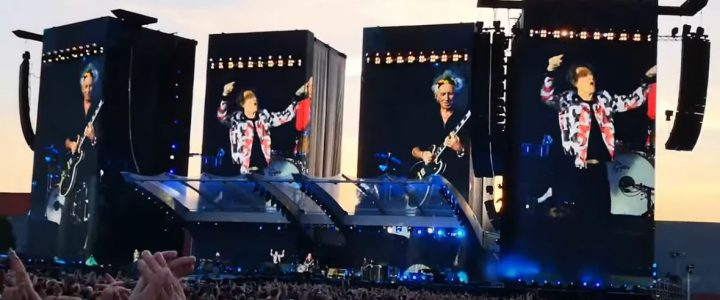 The Rolling Stones - live - Prague 2018