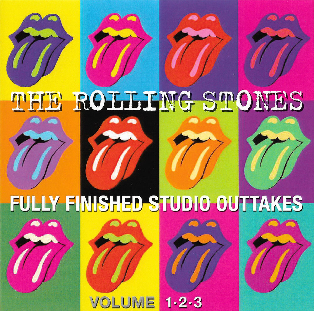 The Rolling Stones - Fully Finished Studio Outtakes (3CD)  [Mp3 320kbps] [Remasterd][2021]