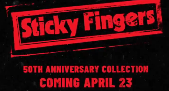 The Sticky Fingers 50th Anniversary Collection