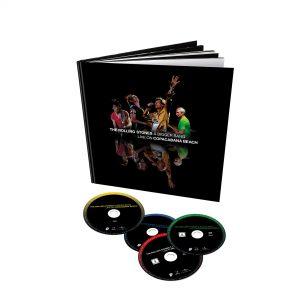 2 DVD, 2 CD - Rolling Stones - Live on Copacabana Beach