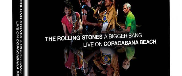 Rolling Stones - Live on Copacabana Beach