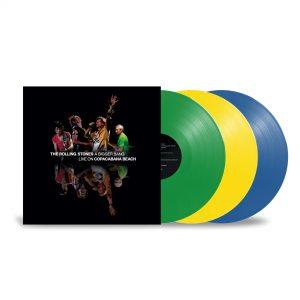 Vinyl Edition: Rolling Stones - Live on Copacabana Beach