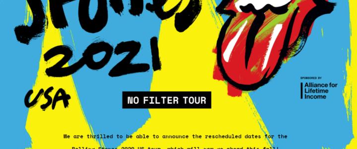 Tour 2021 announced!