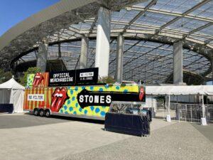 Rolling Stones - Los Angeles #1, October 14, 2021
